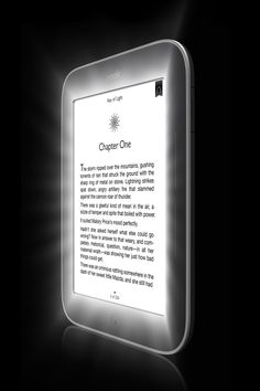 NOOK Simple Touch with GlowLight, $139