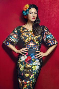 Monica Bellucci for Harper's Bazaar Ukraine March 2013 | Facades and Nuances: Monica Bellucci for Harper's Bazaar Ukraine March 2013