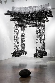Floating Architecture Installations by Seon-Ghi Bahk