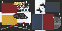 May The 4th Be With You ! Page Kit