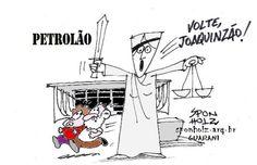Joaquim Barbosa faz falta! | Humor Político