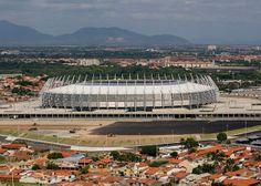 FIFA World Cup 2014 Stadium Photos In Brazil