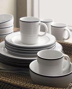 Court Dinnerware