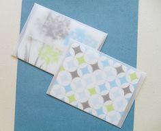 DIY Project: Envelope pra mostrar!