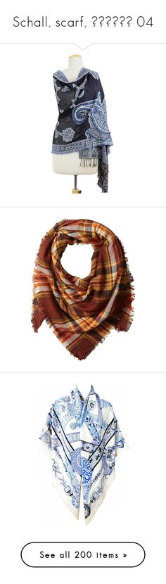 """Schall, scarf, Платок 04"" by kristinaeduardovna ❤ liked on Polyvore featuring accessories, scarves, clothing & accessories, shawls, silver tone, paisley scarves, floral shawl, wool shawl, embroidered scarves and floral scarves"