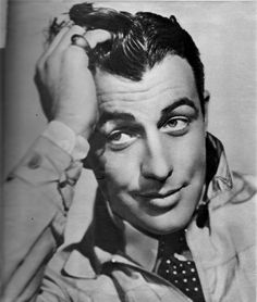 Robert Taylor (5 August 1911 – 8 June 1969) - American film and television actor