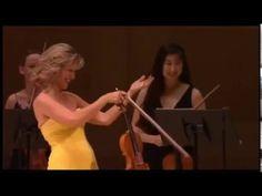 ANNE SOPHIE MUTTER, The Four Seasons: WINTER, Antonio Vivaldi (4/4).