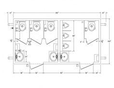Ada Residential Bathroom Dimensions