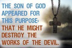아멘 주 예수여 어서 오시옵소서              Amen! Come, Lord Jesus: The SON Of GOD Came To Destroy the works of satan