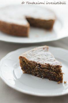 Tentazioni irresistibili: Torta nocciole e cioccolato - Irresistible temptations: Cake hazelnuts and chocolate