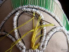 Tutorial macrame romeno, point lace, laseta, pizzo rinascimento uncinetto,trine,cordoncini,merletto ad ago,disegni,ricamo,uncinetto,