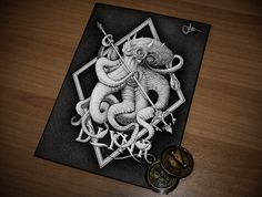 """Kraken"" on Behance"