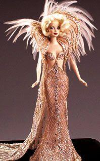 Custom Bob Mackie Barbie - Dream Halloween Auction