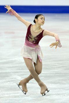 Kim Yu Na  Worlds 2008, FS
