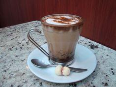 Receita de Café gelado com sorvete. Enviada por Alexandra Liete Brucker e demora apenas 15 minutos.