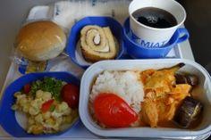 エアラインの機内食が大好きな人のための機内食コミュニティ