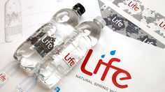 Ознакомьтесь с этим проектом @Behance: «Life Water rebrand and label design» https://www.behance.net/gallery/43836097/Life-Water-rebrand-and-label-design