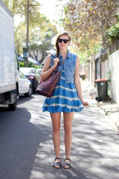 Sydney Snaps: Street Style From Down Under #refinery29