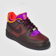 Nike - Air Force 1 CMFT 'Mowabb' (Barkroot Brown) - Classics - Shoes - Mens