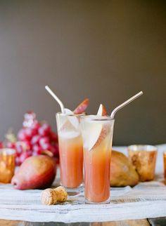 Pear Rum Blush