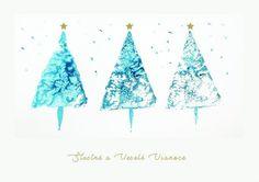 Vyrobte si vlastné vianočné pohľadnice / oceanchild / SAShE.sk
