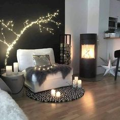 Interior Living Room Design Trends for 2019 - Interior Design Decor Room, Living Room Decor, Bedroom Decor, Home Decor, Living Rooms, Cosy Bedroom, White Bedroom, Bedroom Ideas, Master Bedroom