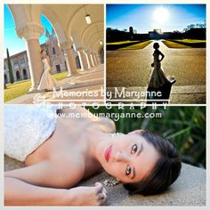 Bridal Portrait by Maryanne Keeling of Houston at Rice University