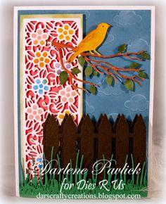 Dar's Crafty Creations: Sweet Songs of Spring . . .