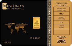 1 gram Karatbars makes buying gold affordable for everyone! See how affordable it is to buy gold at   www.karatbars.com/?=roro77