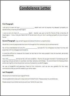 Sympathy Email Template By Sample Mails, Via Behance Intended Condolence Template