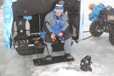 Must-Have Ice Fishing Shelter Accessories Ice Fishing Shanty, Ice Fishing Sled, Ice Fishing House, Ice Fishing Gear, Fishing Shack, Pike Fishing, Crappie Fishing, Fishing Girls, Fishing Humor