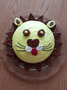 #Lioncake #chocolatecake #lemoncake #birthdaycake #gateaulion
