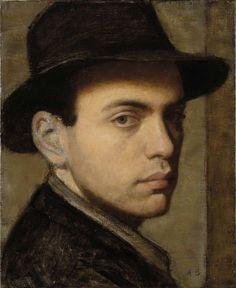 Antonio Bueno, Self-portrait