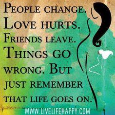 life goes on! www.brayola.com
