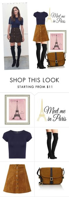 """""""Phoebe Tonkin."""" by gab4ityyyy ❤ liked on Polyvore featuring Vintage Print Gallery, Frame Denim, WallPops, WearAll, Stuart Weitzman, Nümph and Yves Saint Laurent"""