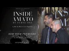 Inside Amato By Furne One A Film By Rocco Leo Gaglioti | NYC Premiere