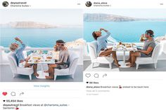 Jack Morris (@doyoutravel) and Lauren Bullen (@gypsea_lust) are both travel photographers and Instagram's favorite travel power couple! Lauren recently explained that 2 of their collective 2 million followers are quite literally chasing... #diana_alexa #doyoutravel #creepy #followers #instagram