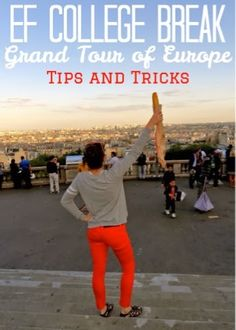 JayMay: life lessons: EFCB - Grand Tour of Europe tips!