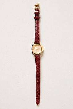 Why are watches not attractive at all? Moneypenny Watch #anthropologie