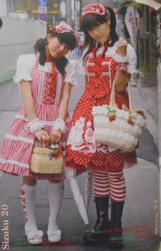 Old School Country Lolita