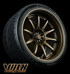 Volk Racing CE28 - Another one of the best looking wheels ever.