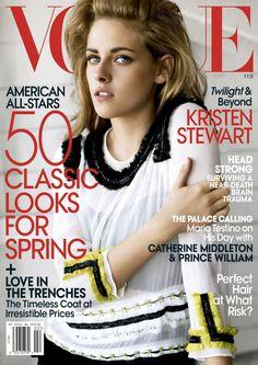 Kristen Stewart  Vogue  February 2011