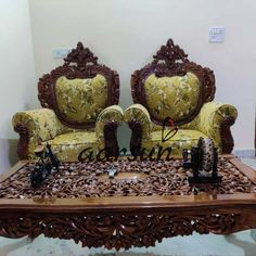 #SofaChair #Livingroomfurniture Wood, Carving, Chair, Sofa, Sofa Chair, Sofa Set, Settings, Living Room Furniture, Carved Sofa