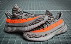 Once again Adidas Originals teamed up with Kanye West to designthese…