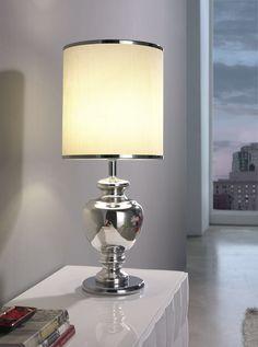Bordlampe modell TERMINI. http://dekorativelamper.com #lampe #bordlampe #termini #interior #interiør #interiørmirame #design #nettbutikk #interiormirame
