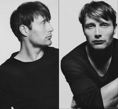 Mads Mikkelsen. After watching A Royal Affair, he is now my lil' crush.