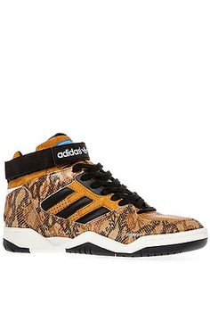 buy popular 1723e f040b The Enforcer Mid Sneaker in Wheat, Black, Adidas Sneakers, Adidas Mænd
