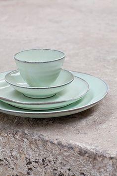 Aqua Tableware