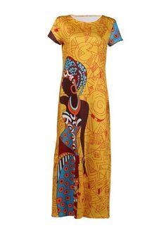African Dresses For Women, African Attire, African Fashion Dresses, Casual Dresses For Women, Nice Dresses, African Wear, African Style, Dress Casual, African Women