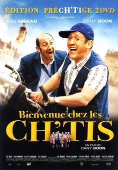 Bienvenue chez les ch'tis. Takes place in Normandy.